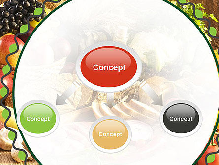 Quality Food PowerPoint Template, Slide 4, 11288, Food & Beverage — PoweredTemplate.com