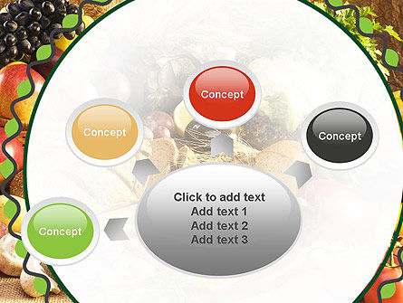 Quality Food PowerPoint Template Slide 7