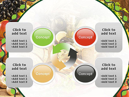 Quality Food PowerPoint Template Slide 9