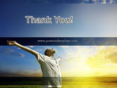 Blessing PowerPoint Template#20