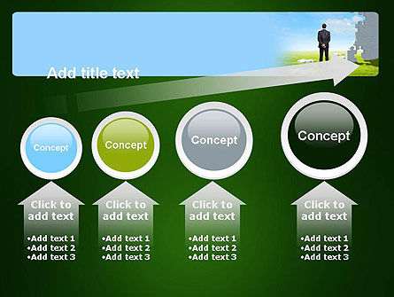 Project Manager PowerPoint Template Slide 13