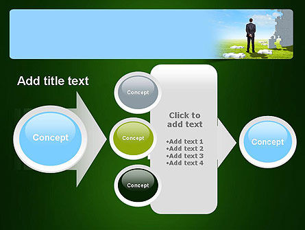 Project Manager PowerPoint Template Slide 17