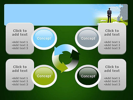 Project Manager PowerPoint Template Slide 9