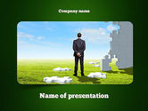 Careers/Industry: Project Manager PowerPoint Template #11290