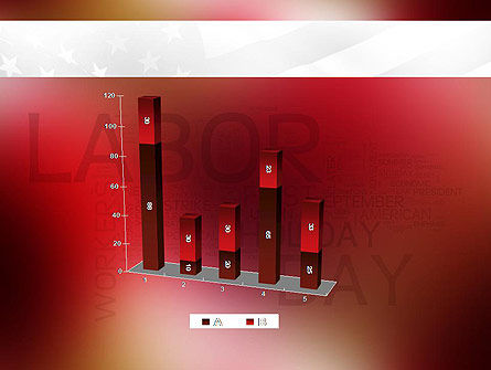 Labor Day Word Cloud PowerPoint Template Slide 17