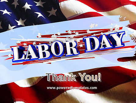 Happy Labor Day PowerPoint Template Slide 20