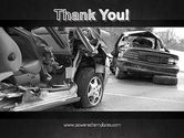 Auto Accident PowerPoint Template#20