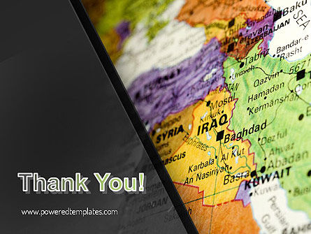 Middle East PowerPoint Template Slide 20