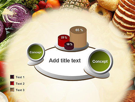 Abundance Of Food PowerPoint Template Slide 16
