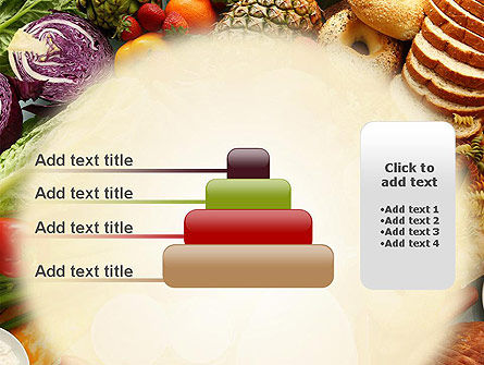 Abundance Of Food PowerPoint Template Slide 8
