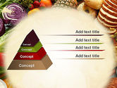 Abundance Of Food PowerPoint Template#12
