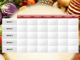 Abundance Of Food PowerPoint Template#15
