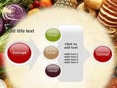 Abundance Of Food PowerPoint Template#17