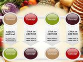 Abundance Of Food PowerPoint Template#18