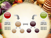 Abundance Of Food PowerPoint Template#19