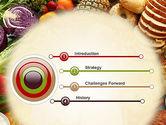 Abundance Of Food PowerPoint Template#3