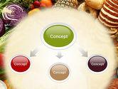 Abundance Of Food PowerPoint Template#4