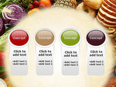 Abundance Of Food PowerPoint Template#5