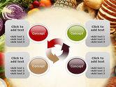 Abundance Of Food PowerPoint Template#9