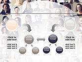 Beautiful Faces Collage PowerPoint Template#19