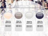 Beautiful Faces Collage PowerPoint Template#5