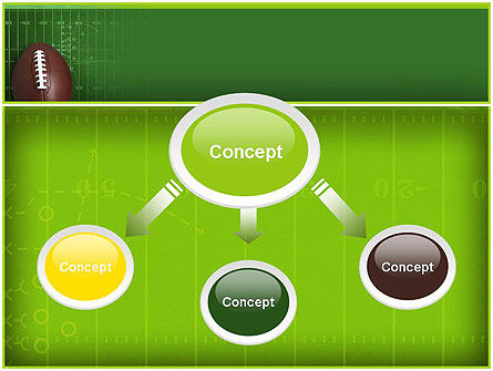 NFL Super Bowl PowerPoint Template, Slide 4, 11313, Sports — PoweredTemplate.com