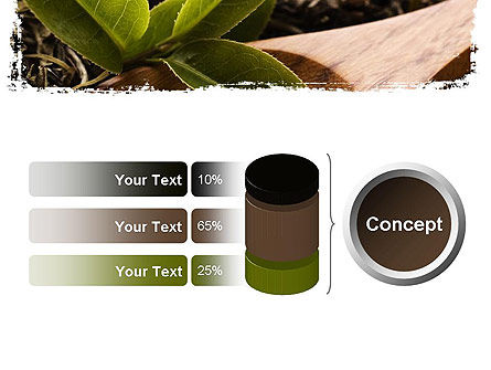 Flavored Tea PowerPoint Template Slide 11