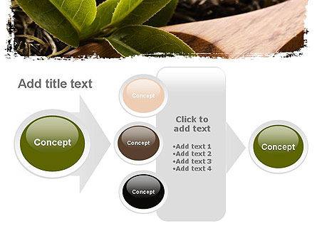 Flavored Tea PowerPoint Template Slide 17