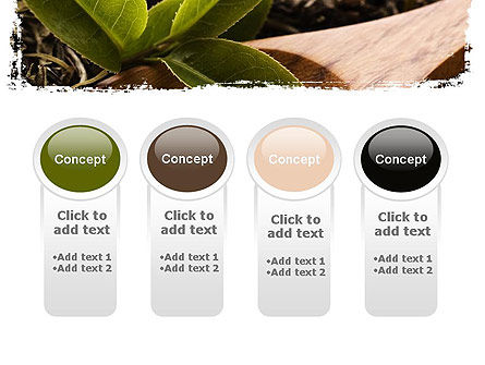 Flavored Tea PowerPoint Template Slide 5