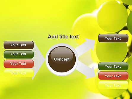 Wine Label PowerPoint Template Slide 14