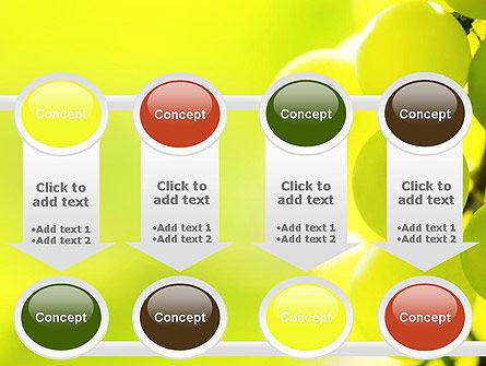 Wine Label PowerPoint Template Slide 18