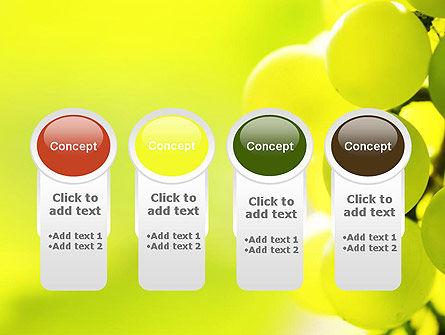 Wine Label PowerPoint Template Slide 5