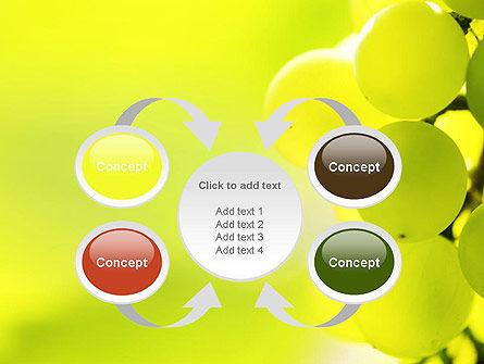 Wine Label PowerPoint Template Slide 6