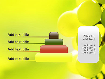 Wine Label PowerPoint Template Slide 8