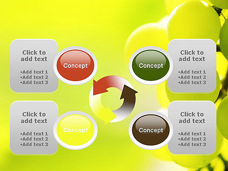 Wine Label PowerPoint Template Slide 9