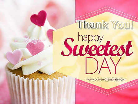 Happy Sweetest Day PowerPoint Template Slide 20