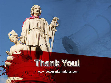 Christopher Columbus PowerPoint Template Slide 20