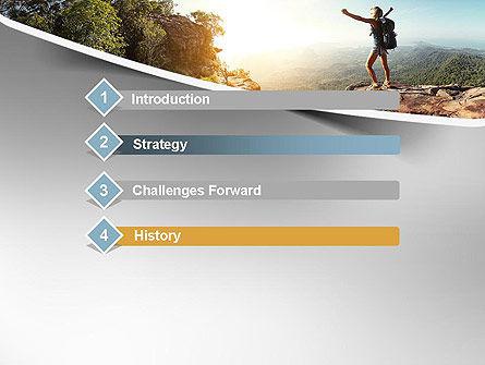 Adventure PowerPoint Template, Slide 3, 11319, Sports — PoweredTemplate.com