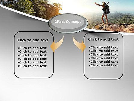Adventure PowerPoint Template, Slide 4, 11319, Sports — PoweredTemplate.com