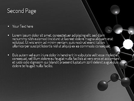 Web Structure PowerPoint Template, Slide 2, 11324, Technology and Science — PoweredTemplate.com