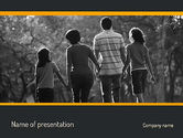 Family Life PowerPoint Template#1