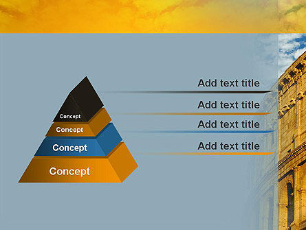 The Colosseum PowerPoint Template Slide 12