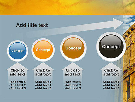 The Colosseum PowerPoint Template Slide 13