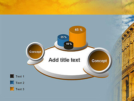 The Colosseum PowerPoint Template Slide 16