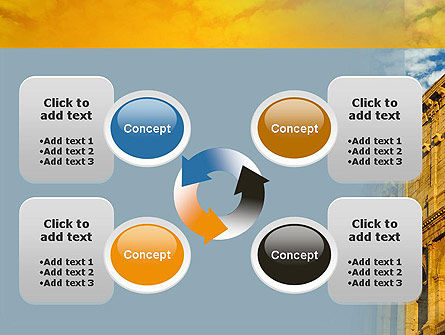 The Colosseum PowerPoint Template Slide 9
