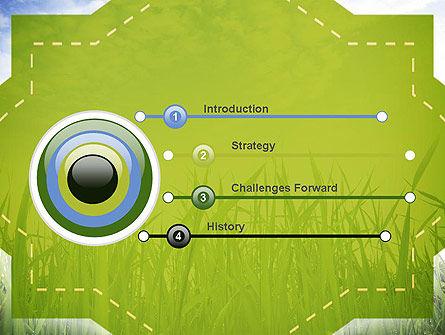 Nature PowerPoint Template, Slide 3, 11348, Nature & Environment — PoweredTemplate.com