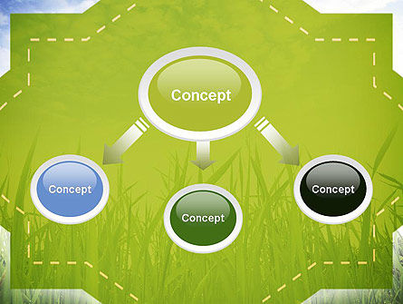 Nature PowerPoint Template, Slide 4, 11348, Nature & Environment — PoweredTemplate.com