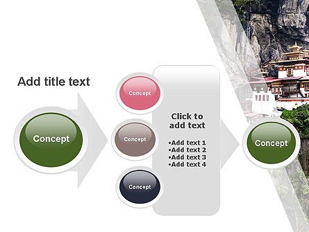 The Tiger's Nest PowerPoint Template Slide 17