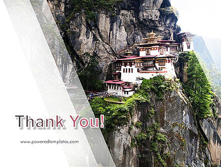 The Tiger's Nest PowerPoint Template Slide 20