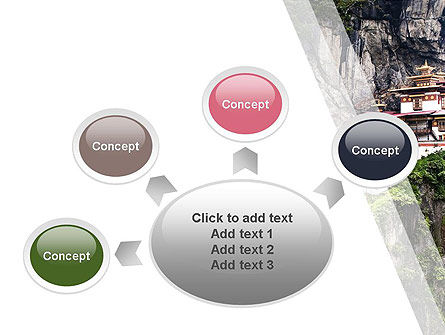 The Tiger's Nest PowerPoint Template Slide 7